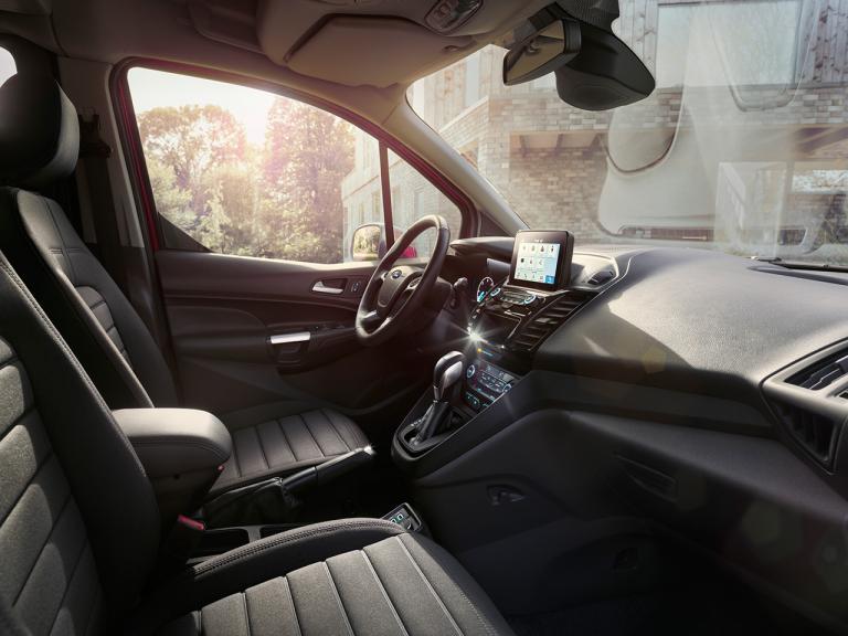 Interior Ford Tourneo Connect