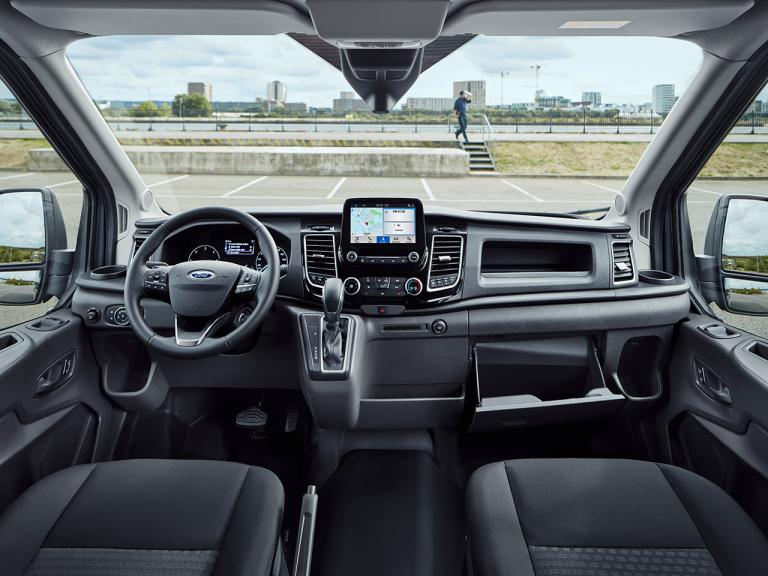 Interior Ford Transit