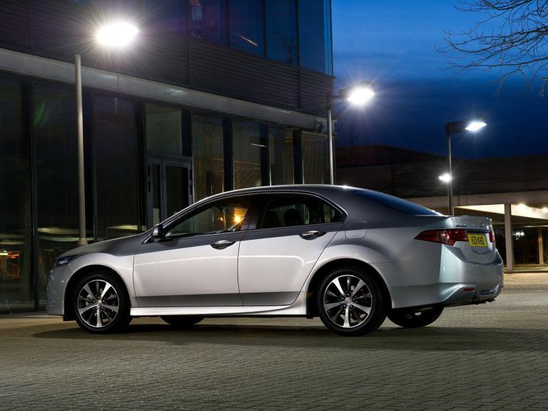 Honda Accord exterior