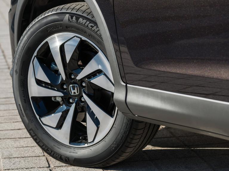 Detalle Honda CR-V