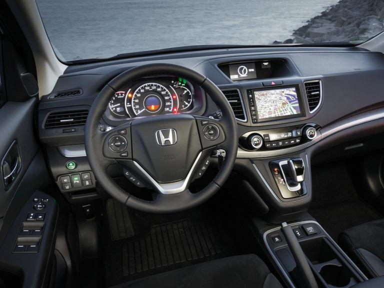 Interior Honda CR-V