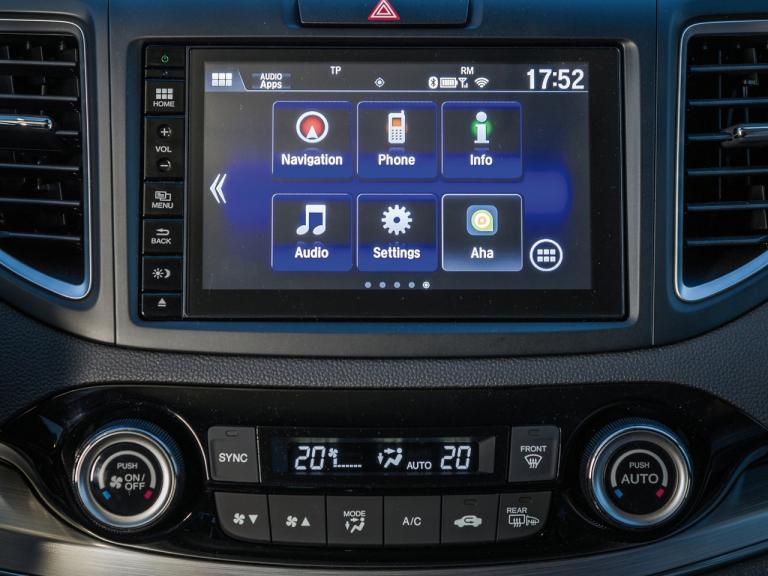 Interior Honda CR-V