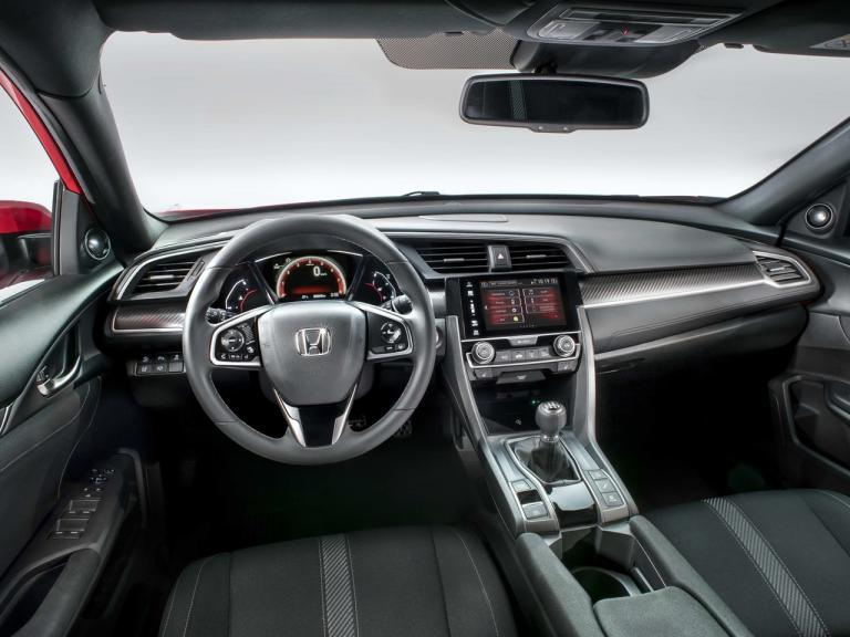 Interior Honda Civic