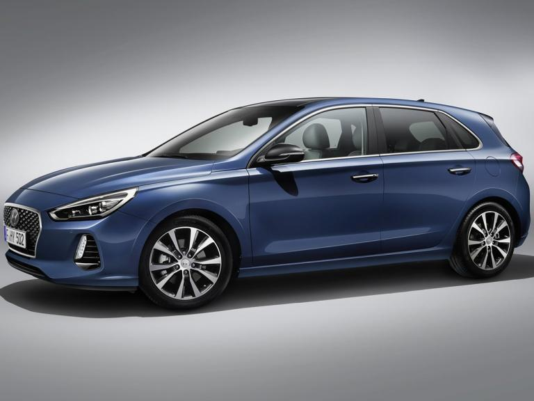Frontal Hyundai i30