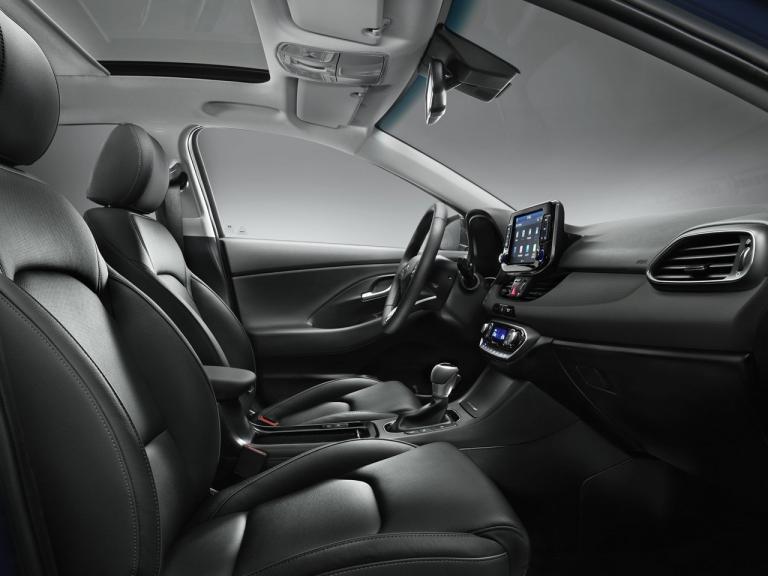 Interior Hyundai i30