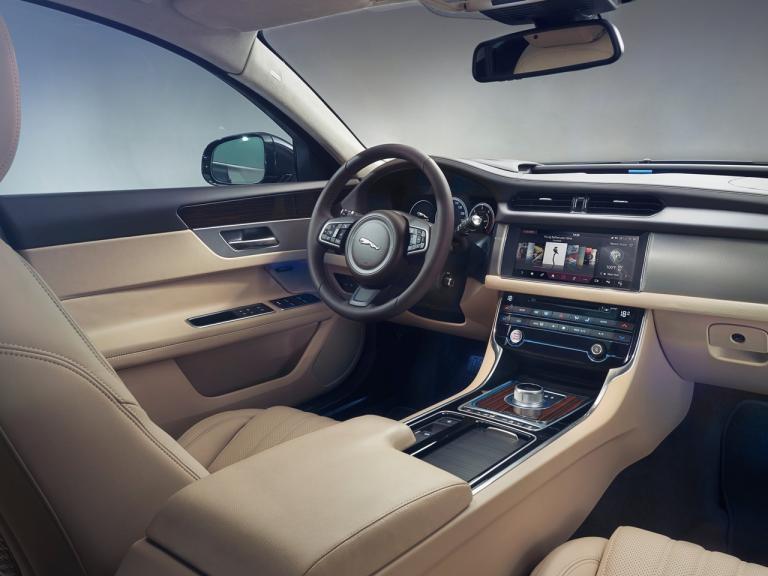 Interior Jaguar XF