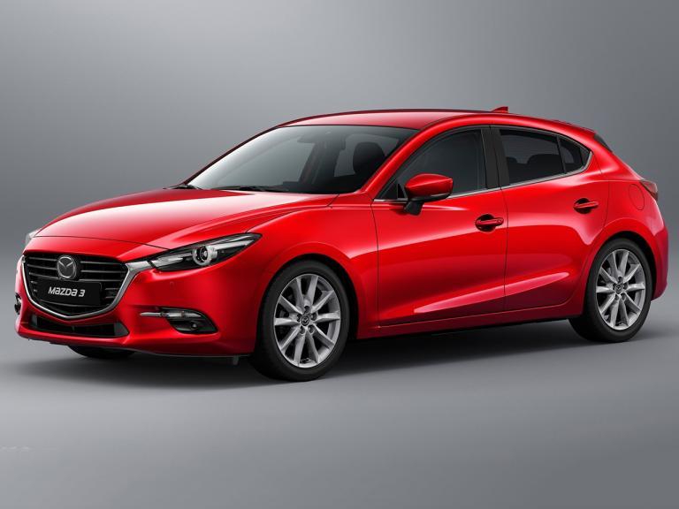 Frontal Mazda3