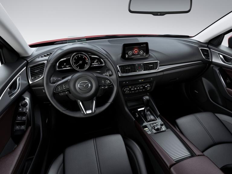 Interior Mazda3