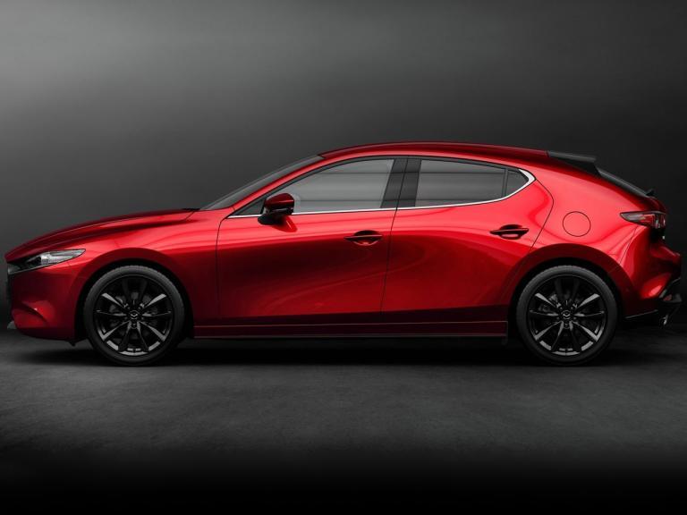 Lateral Mazda3