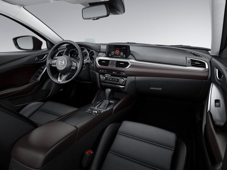 Interior Mazda6 Wagon