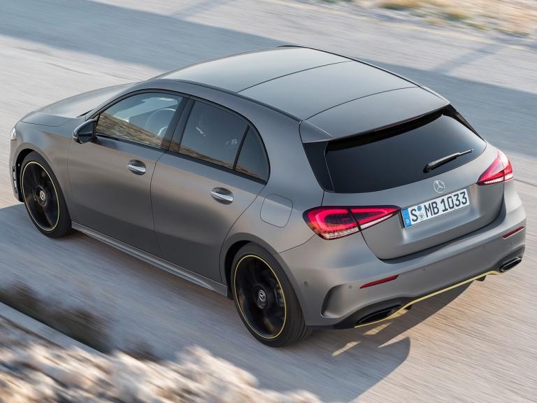 Mercedes Clase A 2021 Versiones Ofertas Y Precios Autobild Es