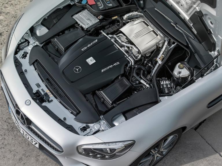 Detalle Mercedes-AMG GT