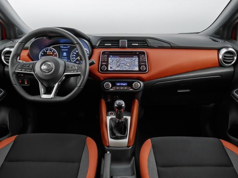 Nissan micra 2019 precio