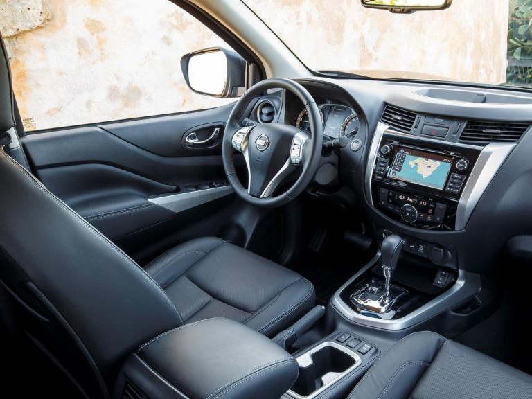 Interior Nissan Navara