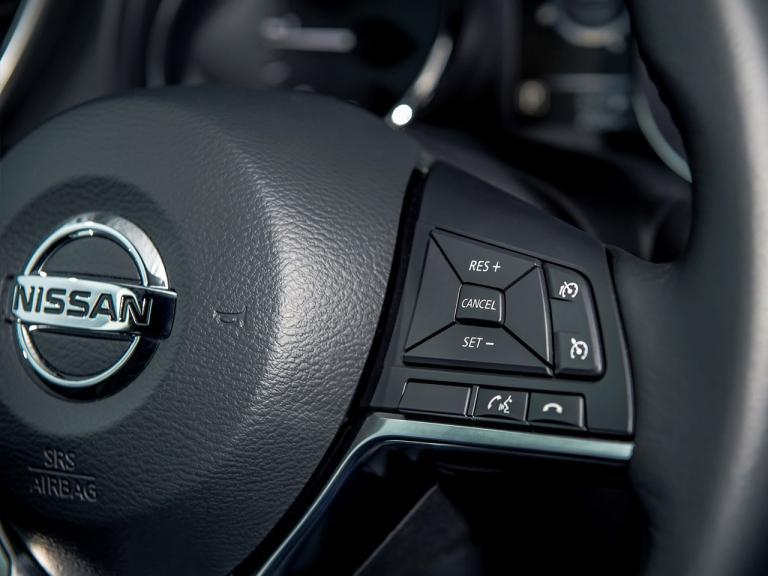 Interior Nissan Qashqai