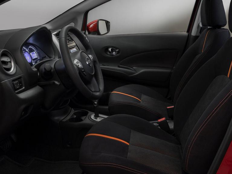 Interior Nissan Note