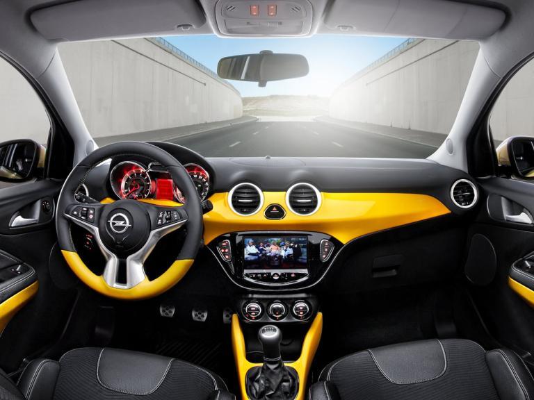 Interior Opel Adam