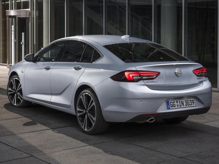 Trasera Opel Insignia Grand Sport