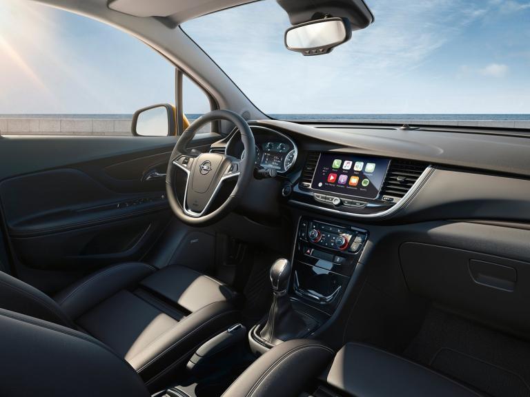 Opel Mokka X por dentro