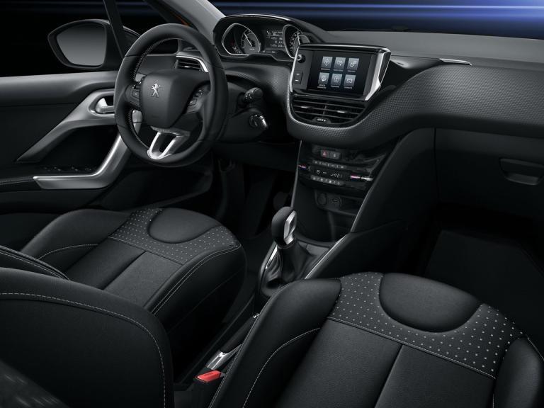 Interior Peugeot 208
