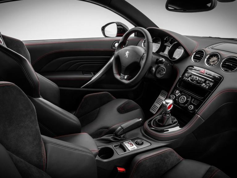 Interior Peugeot RCZ R