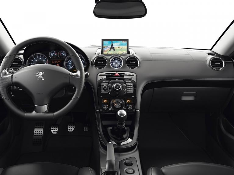 Interior Peugeot RCZ