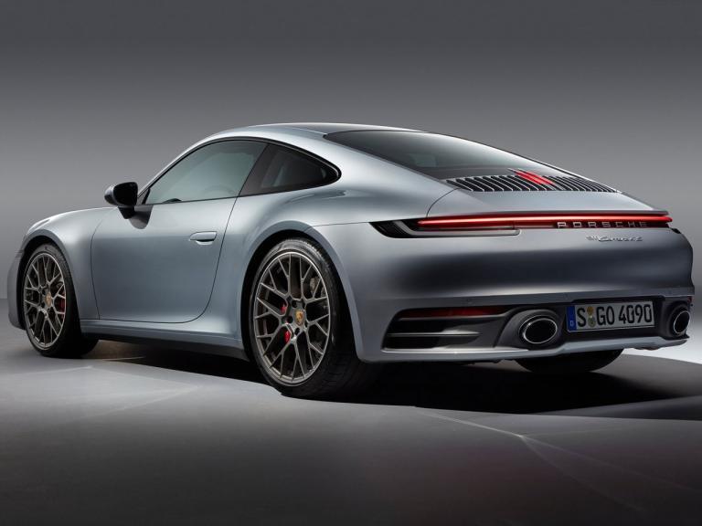 Trasera Porsche 911