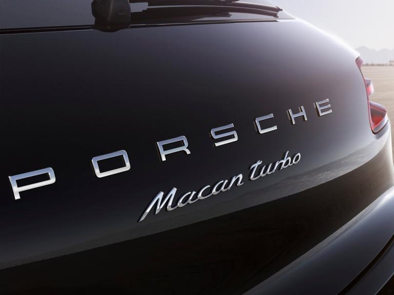 Detalle Porsche Macan