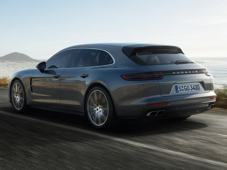 Trasera Porsche Panamera Sport Turismo