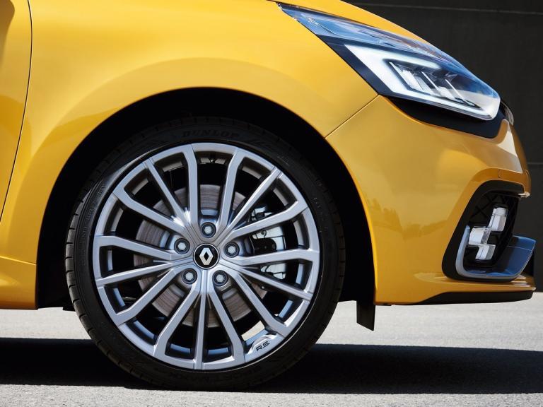 Detalle Renault Clio RS