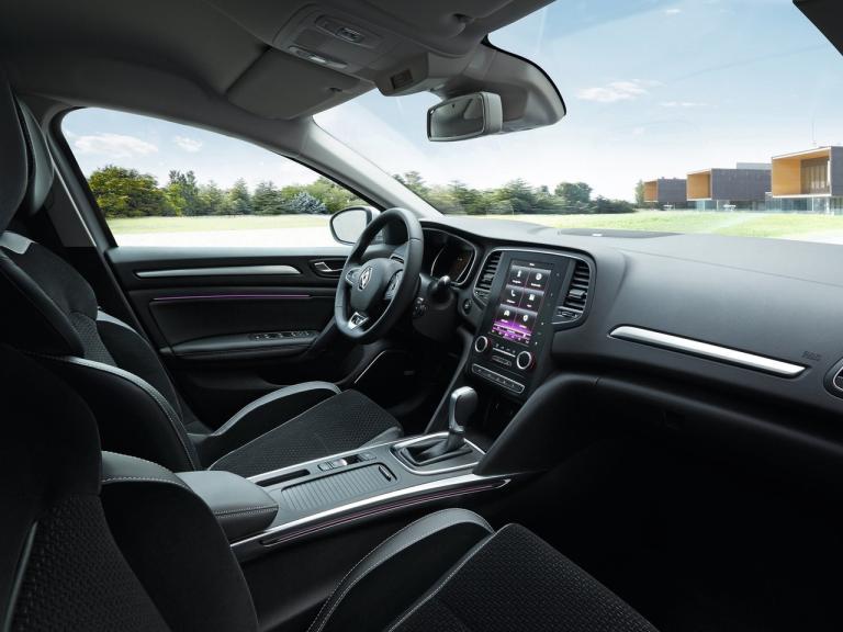Interior Renault Megane