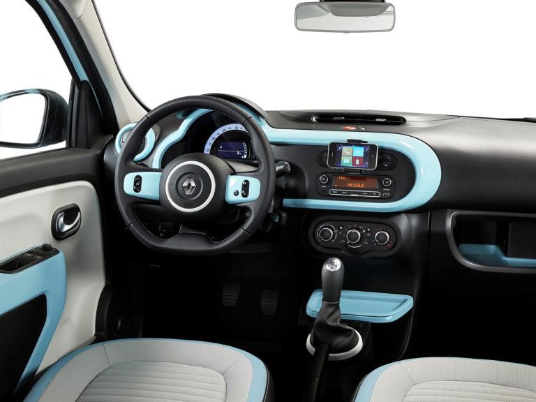 Interior Renault Twingo