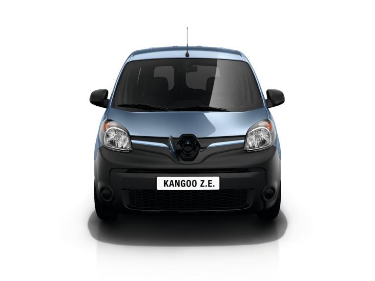 Frontal Renault Kangoo Z.E.