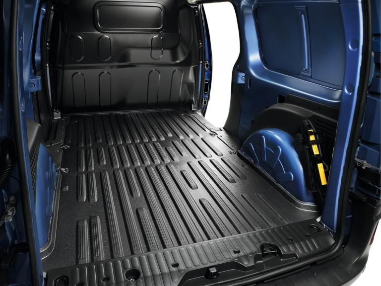 Interior Renault Kangoo Z.E.