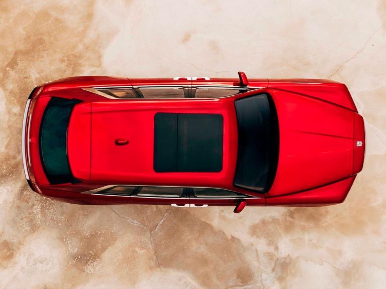 Techo Rolls-Royce Cullinan