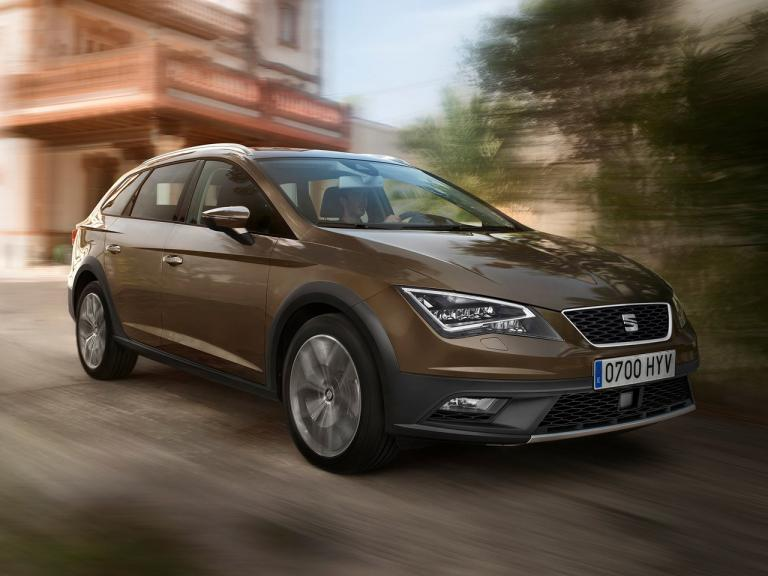 Frontal Seat Leon X-Perience