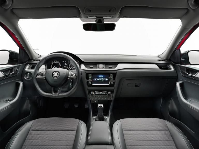 Interior Skoda Spaceback