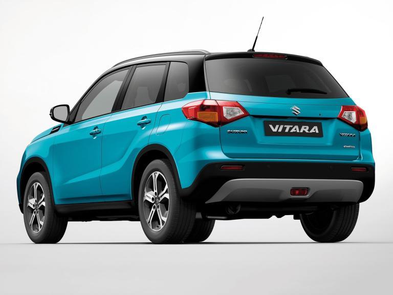 Trasera Suzuki Vitara