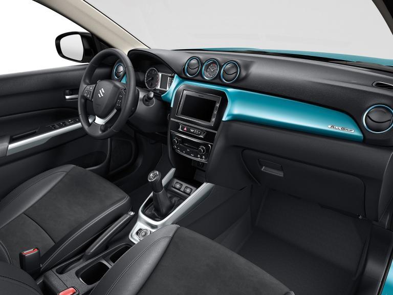Interior Suzuki Vitara