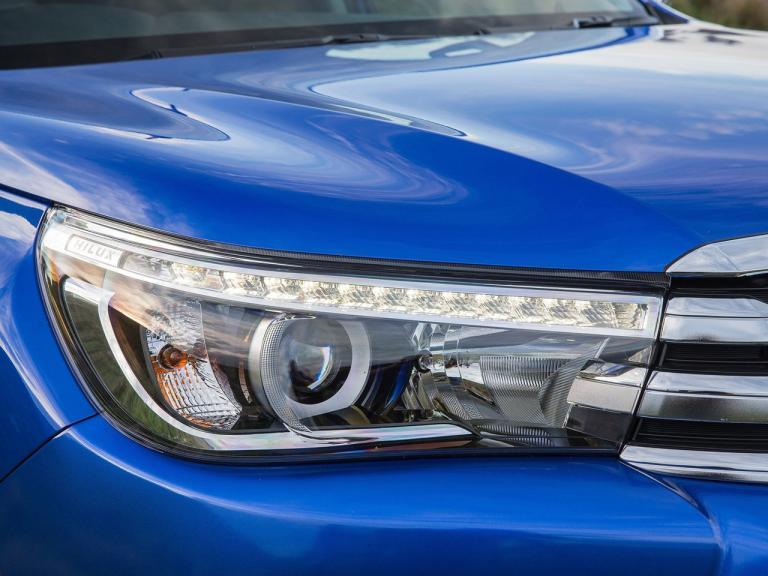 Detalle Toyota Hilux
