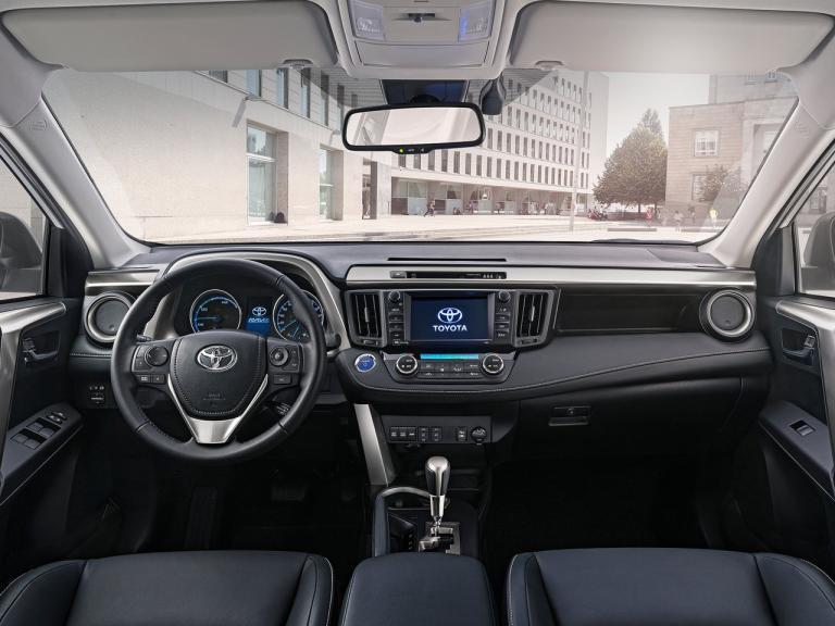 Interior Toyota RAV4