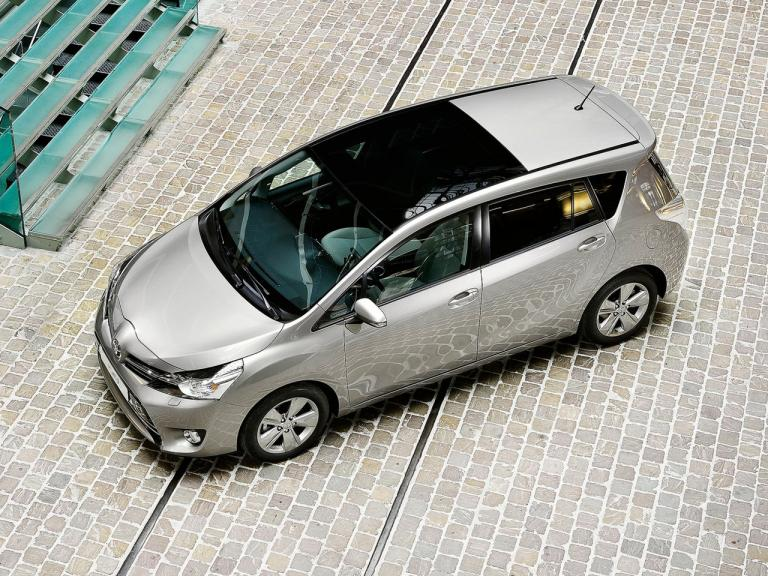 Techo Toyota Verso