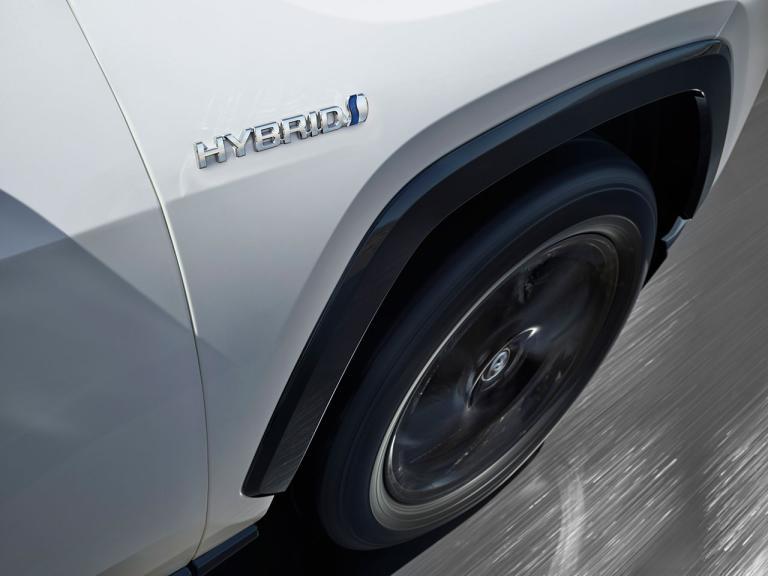 Detalle Toyota RAV4