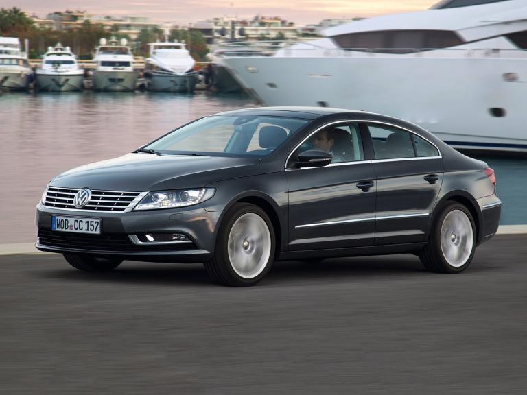 Frontal Volkswagen CC