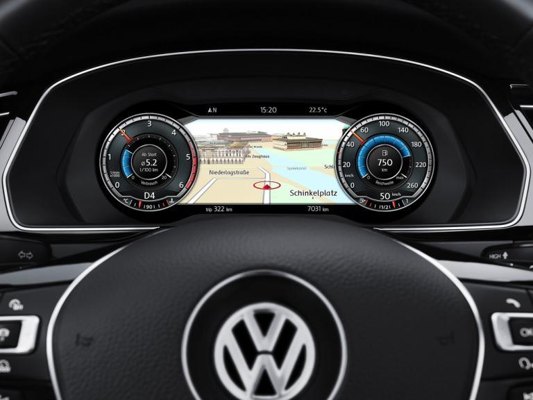 Detalle Volkswagen Passat