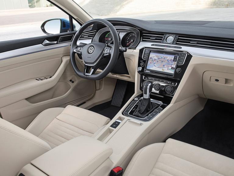 Interior Volkswagen Passat GTE