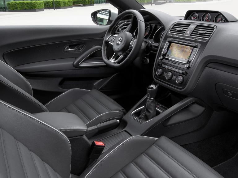 Interior Volkswagen Scirocco