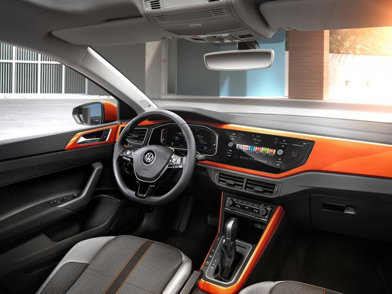 Interior Volkswagen Polo