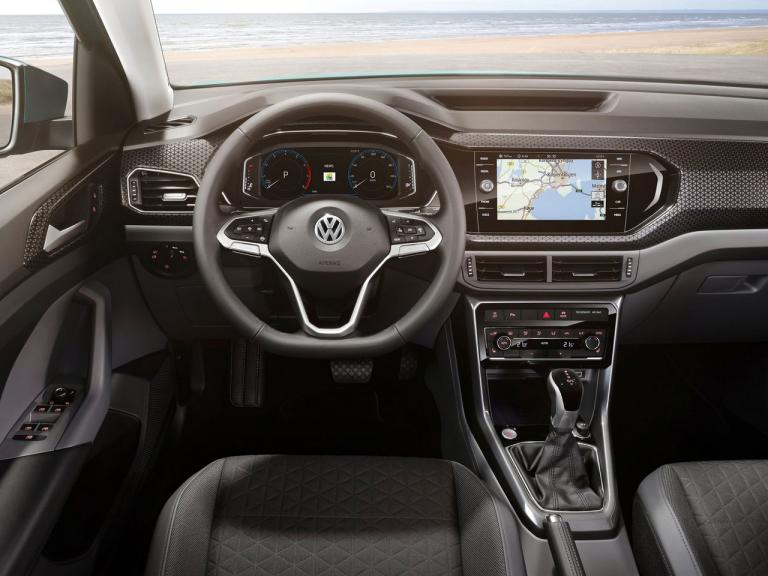 Interior Volkswagen T-Cross