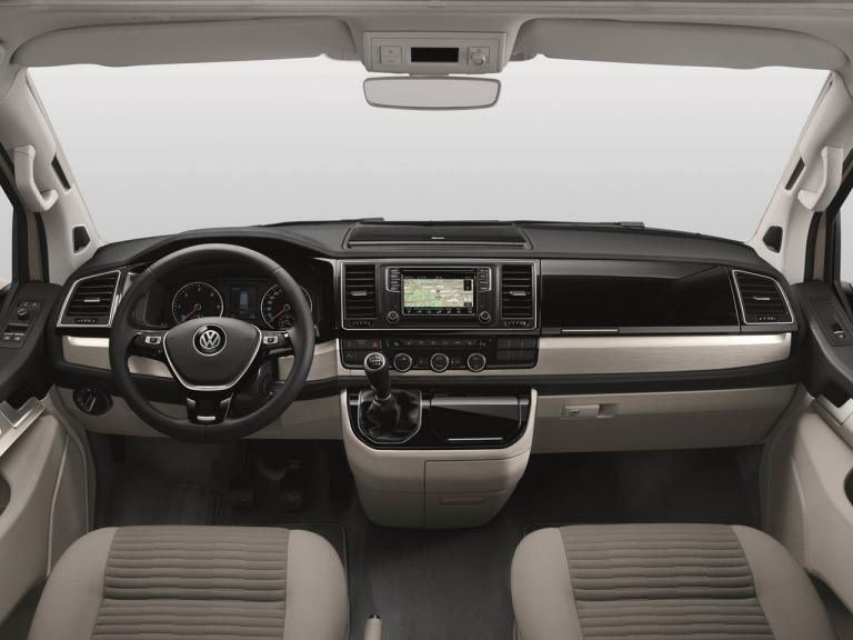 Interior Volkswagen California